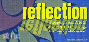 A-to-Z Reflection [2015] - Lg